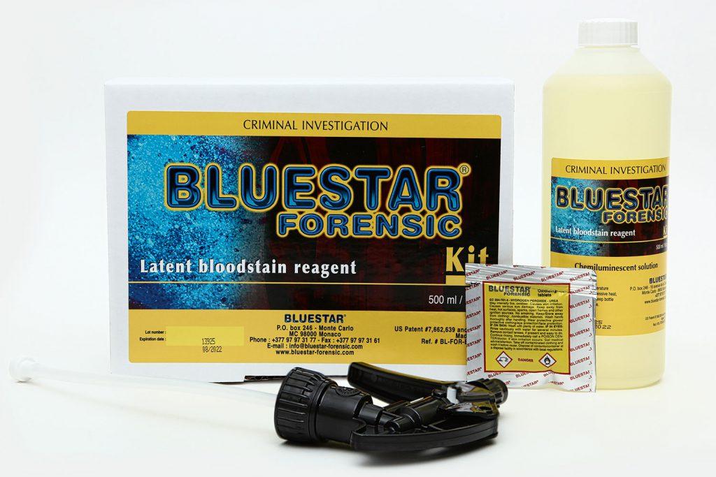 BLUESTAR® FORENSIC